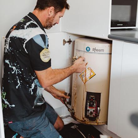 Hot Water System Robina