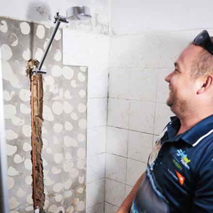 Leaking Shower Robina