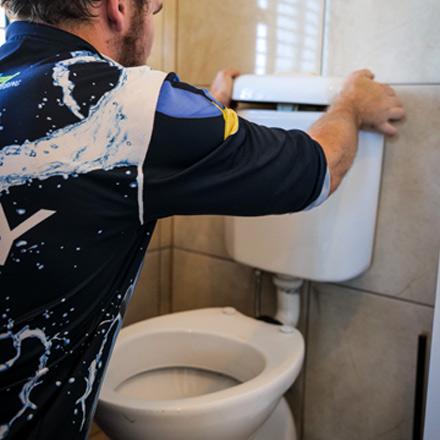 Toilet Plumbing Robina